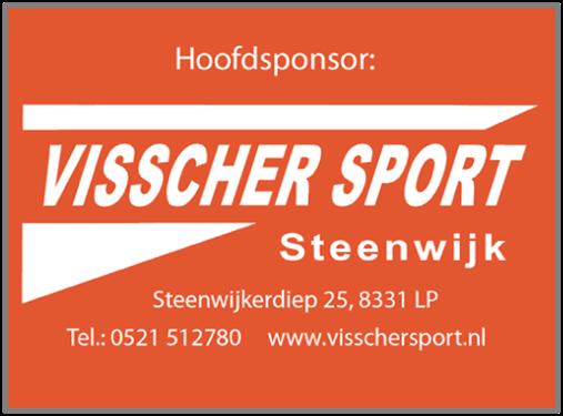 Onze hoofdsponsor - Visscher Sport