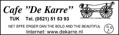 "Cafe ""De Karre"""